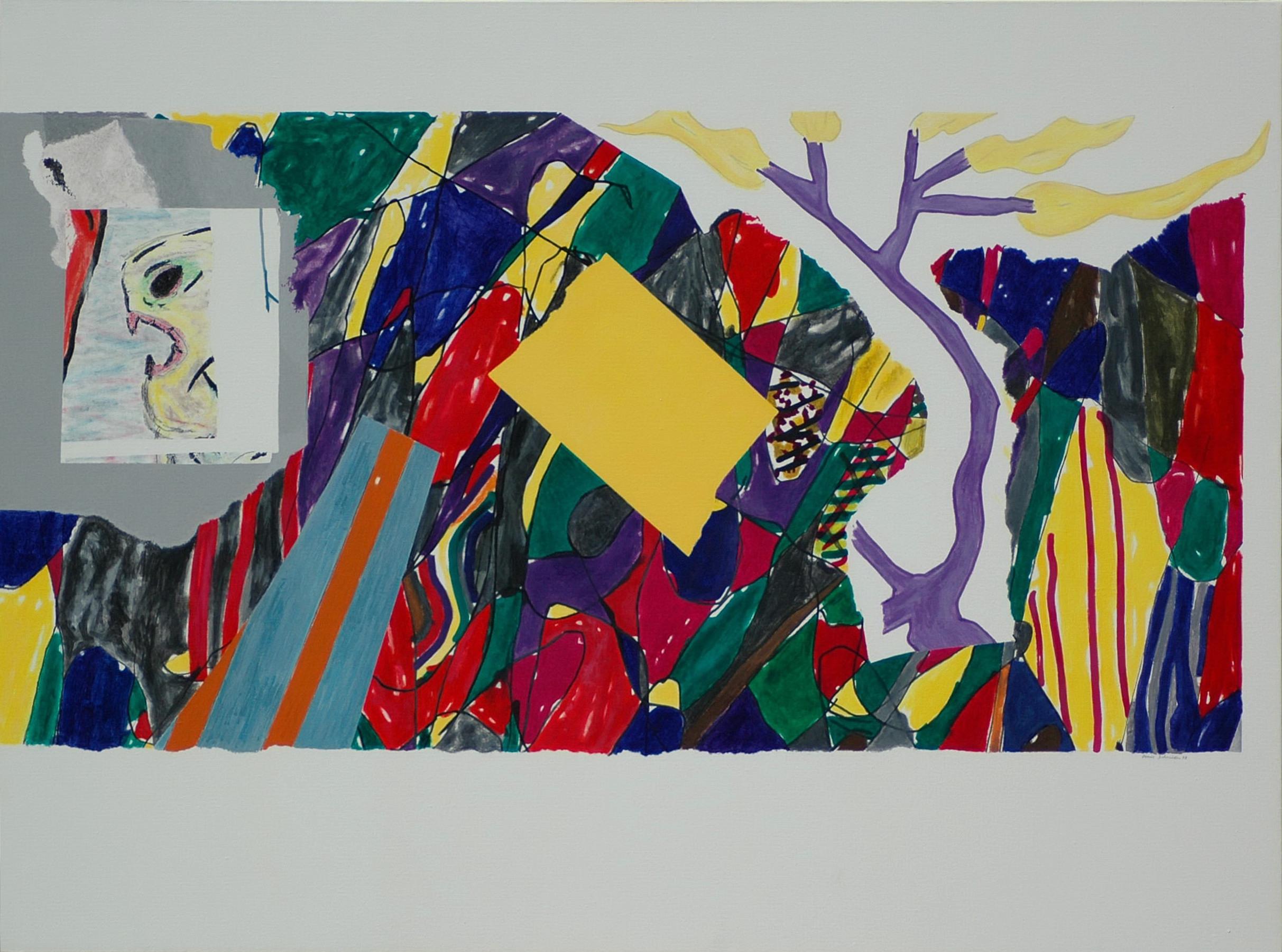 Bresil 130×97 – 1998