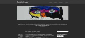 Denis Schneider   Artiste Plasticien Art Contemporain