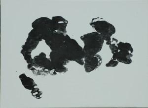 Salomé dansant devant Hérode (Hommage à G.Moreau) 73x100 - 2007