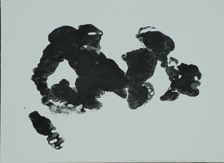 Salomé dansant devant Hérode (Hommage à G.Moreau) 73×100 – 2007