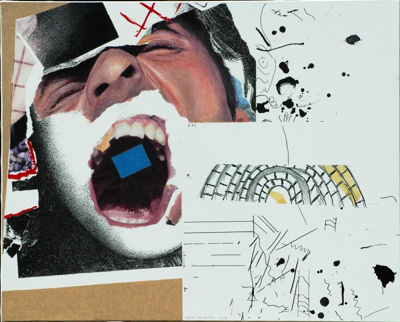 Rectangle bleu 64.5×80.5 – 2007